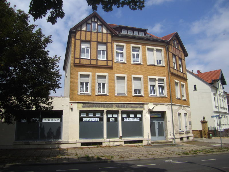 Gro�e Ladeneinheit Engelsdorf vermieten - Gewerbeimmobilie mieten - Bild 1