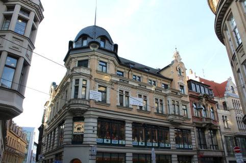 Viel Platz mit Balkon in absoluter Zentrumslage!!!