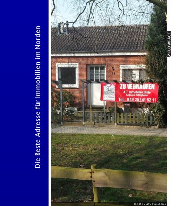 Reihenhaus in Emden  - Barenburg