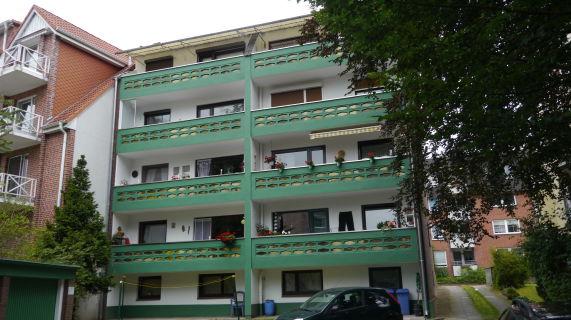 Schöne 3 Zimmerwohnung mit Balkon und nahe zur Innenstadt gelegen