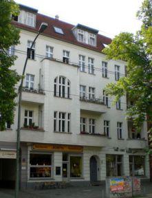 Dachgeschosswohnung in Berlin  - Pankow