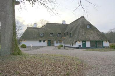 Reetdachhaus in Bliestorf