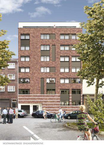 Dachgeschosswohnung in Hamburg  - Hammerbrook