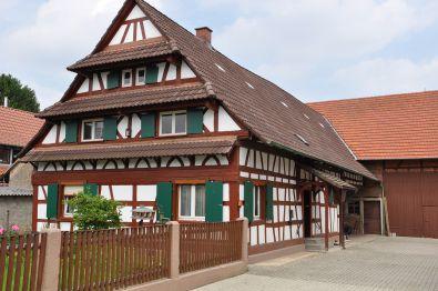 Bauernhof in Kehl  - Neumühl