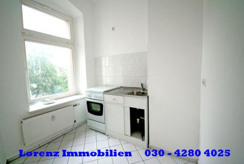 1-Zimmer Wohnung im Kiez mit französischen Balkon