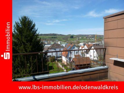 Dachgeschosswohnung im Herzen von Michelstadt - Einfach renovieren und...