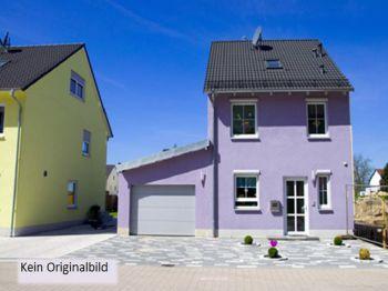 Einfamilienhaus in Niesgrau