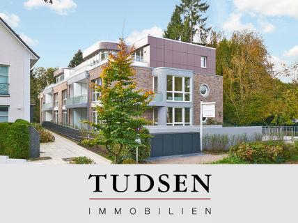 Erstbezug: Wohnung im 1. OG in ruhiger Wohnlage.