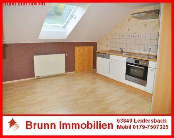 Dachgeschosswohnung in Heimbuchenthal