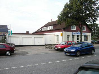 Büro- und Lagergebäude in Hamburg  - Langenhorn