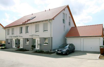 Reiheneckhaus in Bickenbach