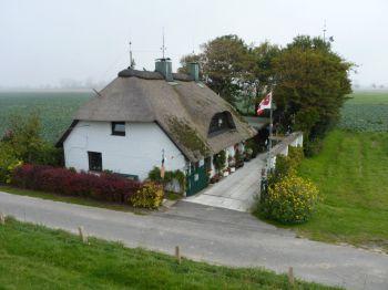 Einfamilienhaus in Kronprinzenkoog