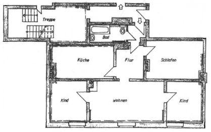Dachgeschosswohnung in Höxter  - Höxter