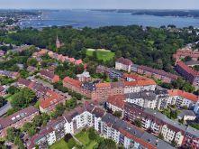 Dachgeschosswohnung in Kiel  - Blücherplatz