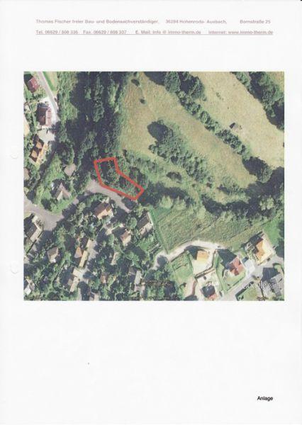 Grundstueck in Niederaula
