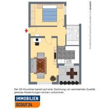 Etagenwohnung in Nauheim