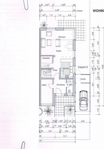 Doppelhaushälfte in Melle  - Bennien