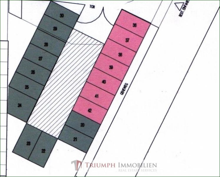 Grundst�ck Stellplatz Verkauffl�che KFZ - Grundst�ck mieten - Bild 1