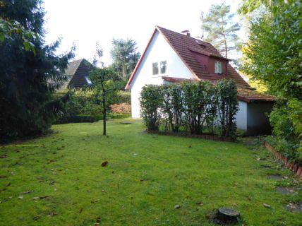 elbnahes Grundstück  zur Bebauung mit einem Einfamilien-/Doppelhaus