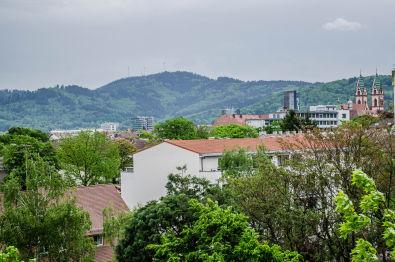 Etagenwohnung in Freiburg  - Stühlinger