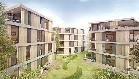 Wohnung in Herford  - Falkendiek