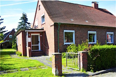 Doppelhaushälfte in Emden  - Conrebbersweg
