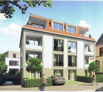 Dachgeschosswohnung in Ladenburg