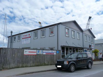 4 Büroräume mit flexibler Aufteilung am Kappelner Hafen