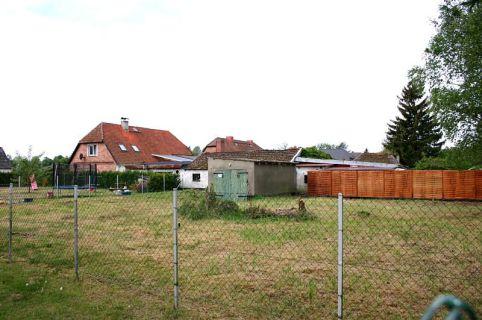 Baugrundstück in Randlage von Kirch-Jesar