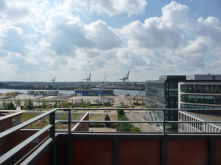 Dachgeschosswohnung in Hamburg  - HafenCity
