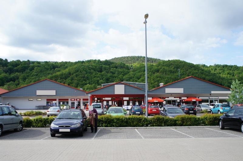 Ladenfl�che Fachmarktzentrum Bad Blankenburg Th�ringen - Gewerbeimmobilie mieten - Bild 1