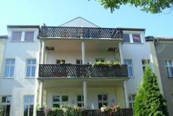 Dachgeschosswohnung in Eichwalde