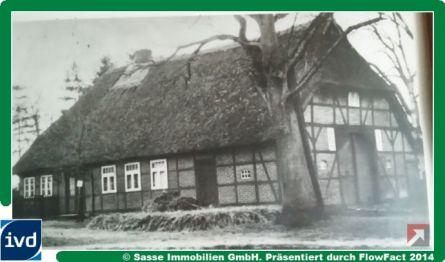 Einfamilienhaus in Garlstorf