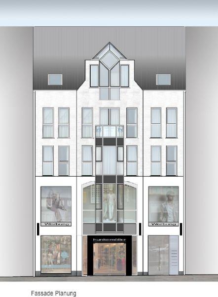 Gewerber�ume Schaufenster direktem Zugang FGZ - Gewerbeimmobilie mieten - Bild 1
