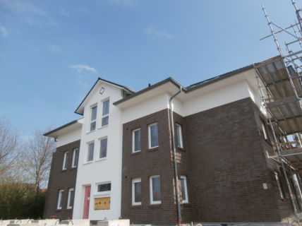 Neubau in Harsefeld