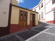 Stadthaus in Santa Cruz de la Palma