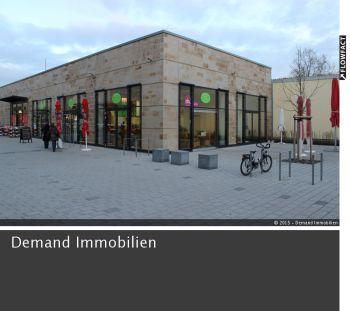 Einkaufszentrum in Freiburg  - Mooswald