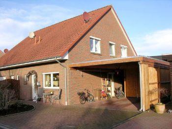 Doppelhaushälfte in Edewecht  - Klein Scharrel