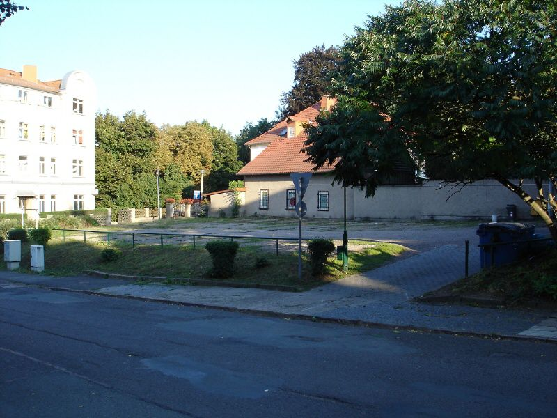 Grundst�ck Prachtstra�en Gotha - Grundst�ck mieten - Bild 1