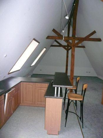 Dachgeschosswohnung in Stralsund  - Knieper