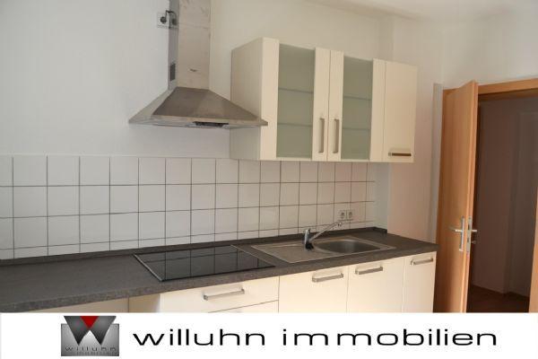 Kleine 3 RW Einbauk�che ruhiger Lage - Wohnung mieten - Bild 1