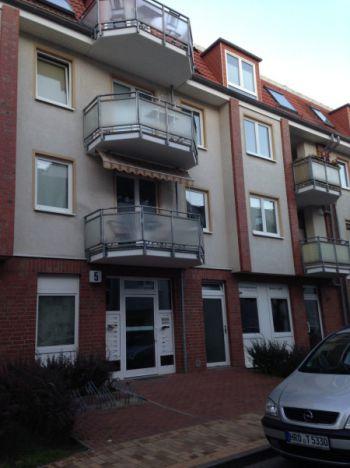 Dachgeschosswohnung in Rostock  - Kröpeliner Tor-Vorstadt