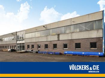Industriehalle in Trittau