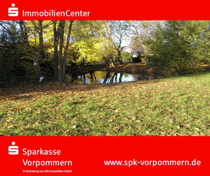 Erbpachtgrundst�cke Kemitzerhagen Greifswald - Grundst�ck mieten - Bild 1