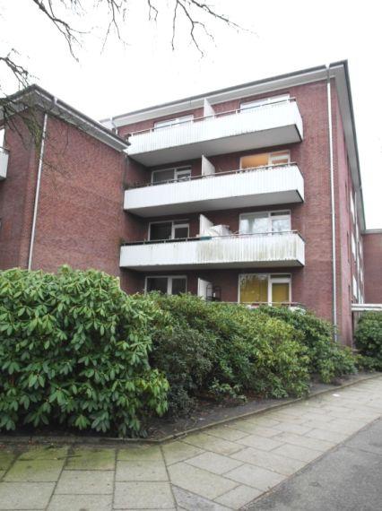 Moderne Ein - Zimmer Wohnung im Zentrum  von Hamburg-Rissen