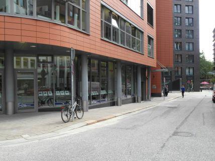 Hamburg-Altstadt! Mitmieter für repräsentative Laden- / Bürofläche in...