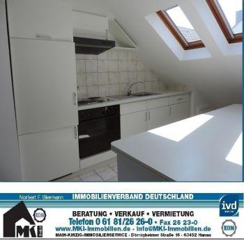 Dachgeschosswohnung in Maintal  - Hochstadt