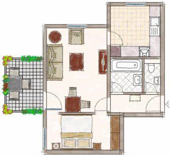 Dachgeschosswohnung in Böblingen  - Böblingen
