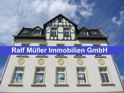 Ideal für Singles!!-  Kleine 2-Raum-Wohnung in Gera sucht neuen Mieter!...