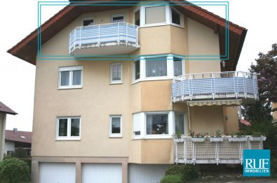 Dachgeschosswohnung in Pforzheim  - Büchenbronn